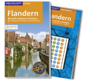 Polyglott on tour Reiseführer Flandern