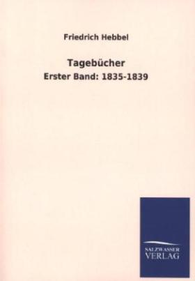 Tagebücher. Bd.1