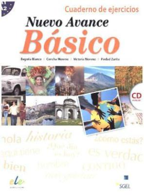 Nuevo Avance Básico, Cuaderno de ejercicios + Audio-CD