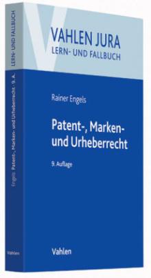 Patent-, Marken- und Urheberrecht