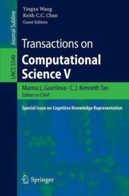 Transactions on Computational Science V