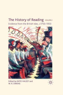 The History of Reading, Volume 2