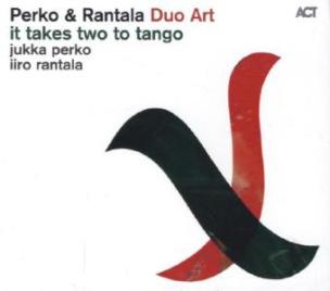 It Takes Two To Tango, 1 Audio-CD