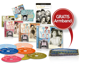 Teen Years + Gratis Armband