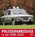 Polizeifahrzeuge in der DDR Kalender 2018