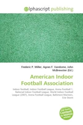 American Indoor Football Association