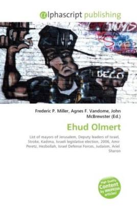 Ehud Olmert