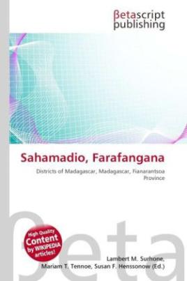 Sahamadio, Farafangana
