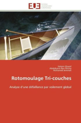 Rotomoulage Tri-couches