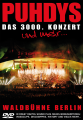 Puhdys - Das 3000. Konzert - Waldbühne Berlin (1DVD)