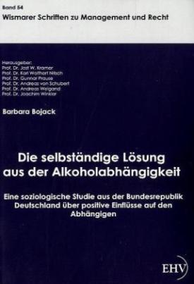 Die selbständige Lösung aus der Alkoholabhängigkeit