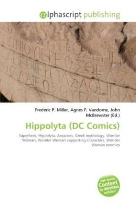 Hippolyta (DC Comics)
