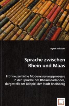 Sprache zwischen Rhein und Maas