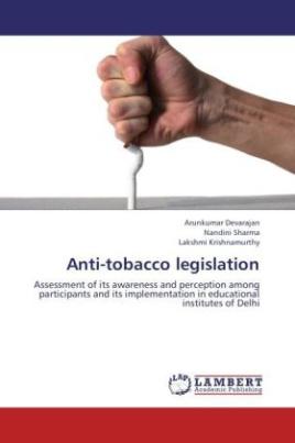Anti-tobacco legislation