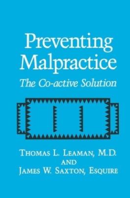 Preventing Malpractice