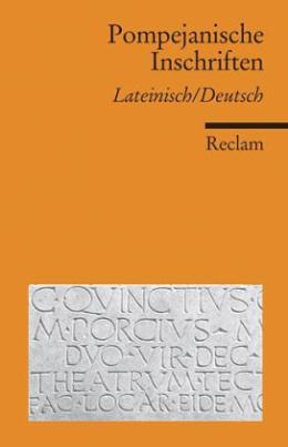 Pompejanische Inschriften