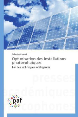 Optimisation des installations photovoltaïques