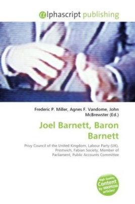 Joel Barnett, Baron Barnett