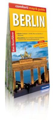 Comfort! map & guide Berlin