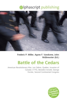 Battle of the Cedars