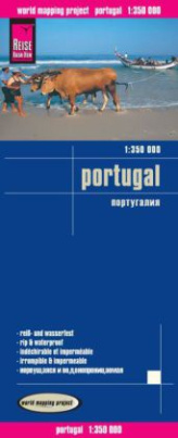 World Mapping Project Reise Know-How Landkarte Portugal (1:350.000)