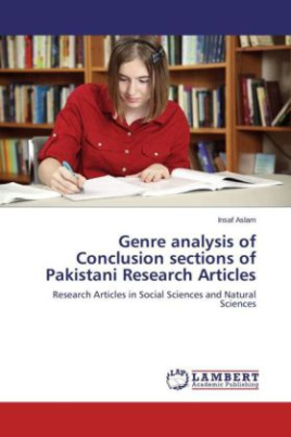 Genre analysis of Conclusion sections of Pakistani Research Articles