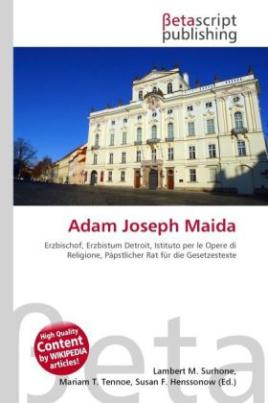 Adam Joseph Maida