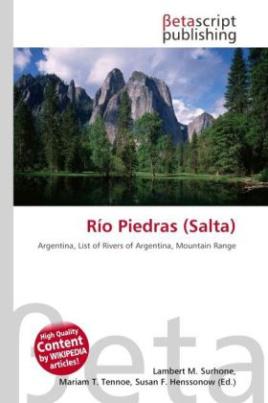 Río Piedras (Salta)