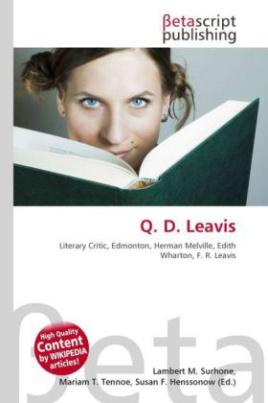 Q. D. Leavis