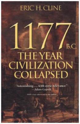 1177 B.C.. 1177 v. Chr., englische Ausgabe