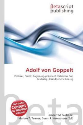 Adolf von Goppelt