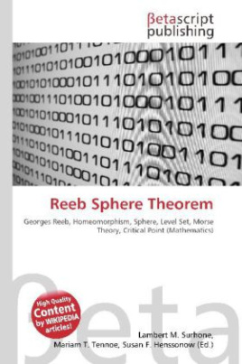 Reeb Sphere Theorem