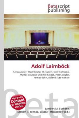 Adolf Laimböck
