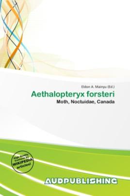 Aethalopteryx forsteri