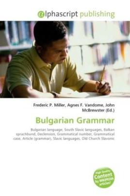Bulgarian Grammar
