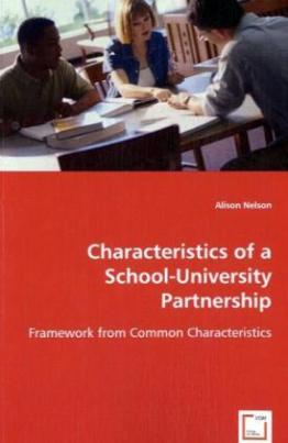 Characteristics of a School-University Partnership