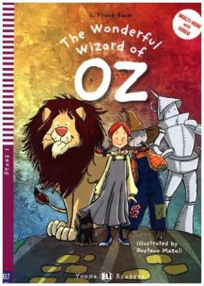 The Wonderful Wizard of Oz, w. Audio-CD