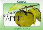 Grüner Apfel Seife - Kappus 125g