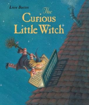 The Curious Little Witch. Die neugierige kleine Hexe, Englische Ausgabe