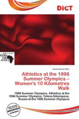 Athletics at the 1996 Summer Olympics - Women's 10 Kilometres Walk