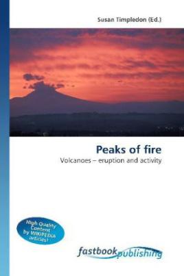 Peaks of fire