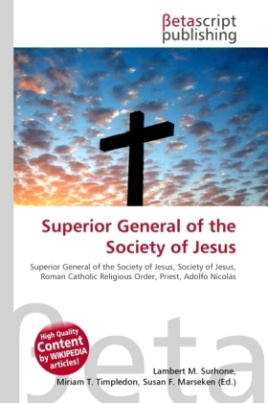 Superior General of the Society of Jesus