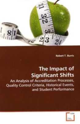 The Impact of Significant Shifts