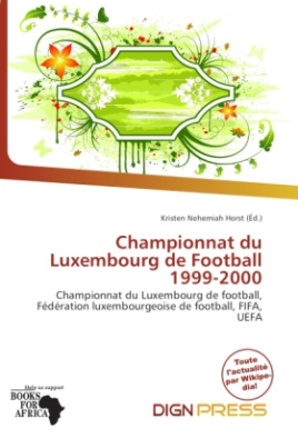 Championnat du Luxembourg de Football 1999-2000