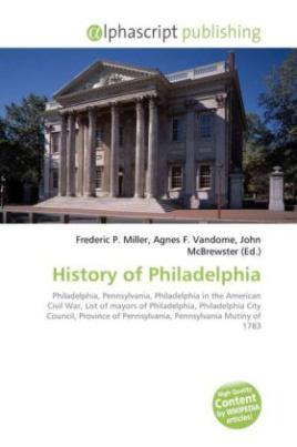 History of Philadelphia