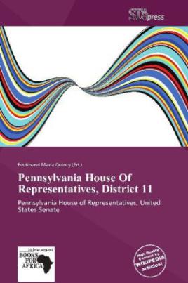 Pennsylvania House Of Representatives, District 11