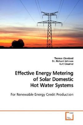 Effective Energy Metering of Solar Domestic Hot Water Systems