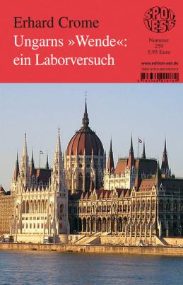 """Ungarns """"Wende"""": ein Laborversuch - Spotless Nr. 259"""