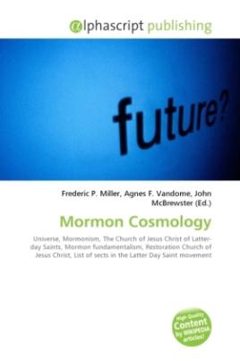 Mormon Cosmology