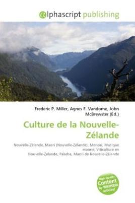 Culture de la Nouvelle-Zélande